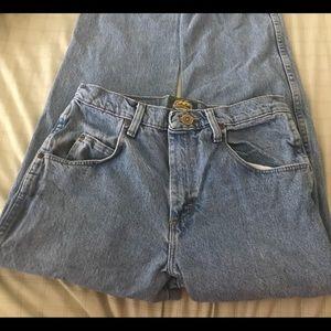 """Light Blue Denim Jeans 30"""" waist/30"""" long"""